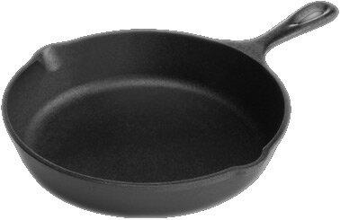 Lodge/鑄鐵鍋/荷蘭鍋/煎鍋 美國製 6.5吋經典鑄鐵平底鍋/16.5cm L3SK3/台北山水