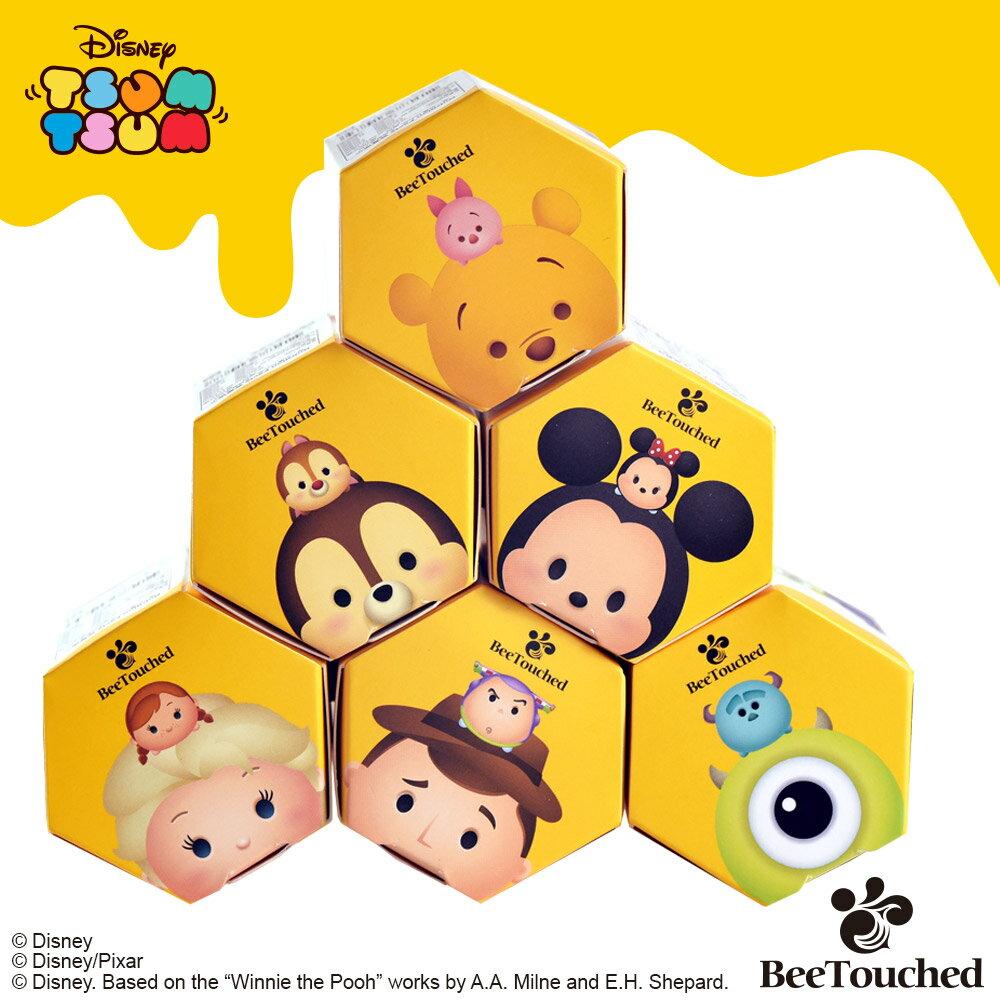蜜蜂工坊- 迪士尼tsum tsum系列手作蜂蜜( 完整六入組)  ★ 米奇+維尼+胡迪+艾莎+大眼仔+奇奇 ★ 聖誕限定 送 維尼提袋 2
