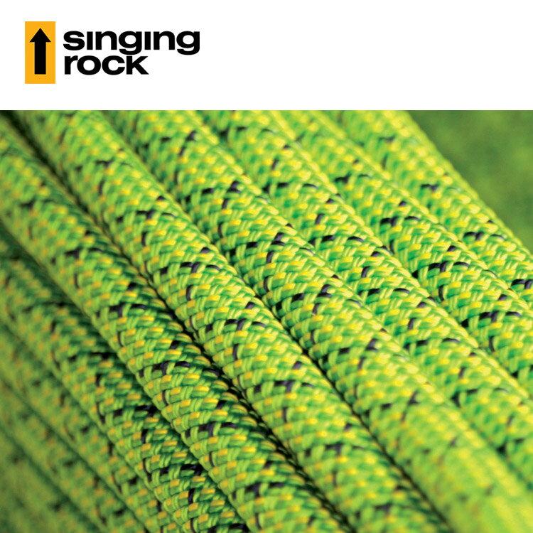 Singing Rock 9.8mm動態繩L3040 STORM 9.8 ^(拆裝單位:1