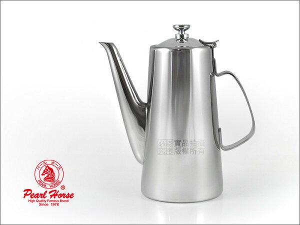 快樂屋♪ 日本寶馬牌營業用 # SUS201不鏽鋼長口冷水壺 1.9L 熱水壺 泡茶壺 高湯壺 開水壺