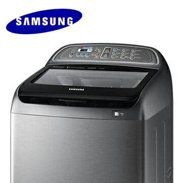 SAMSUNG三星 12KG雙效手洗變頻洗衣機(WA12J5750SP/TW)