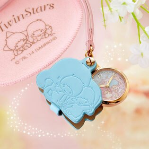 雙子星大象手錶吊飾010687代購海渡