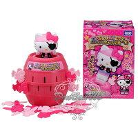 凱蒂貓週邊商品推薦到KITTY玩具彈跳海盜危機一發497639海渡