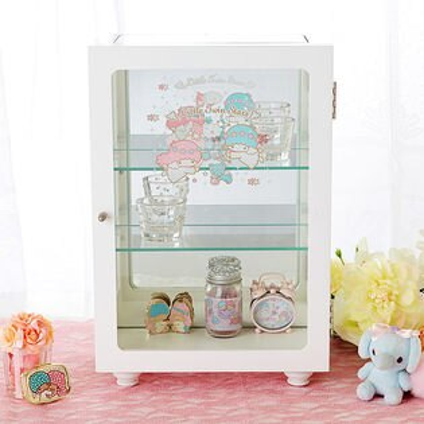 雙子星珠寶盒玻璃櫃展示架海渡