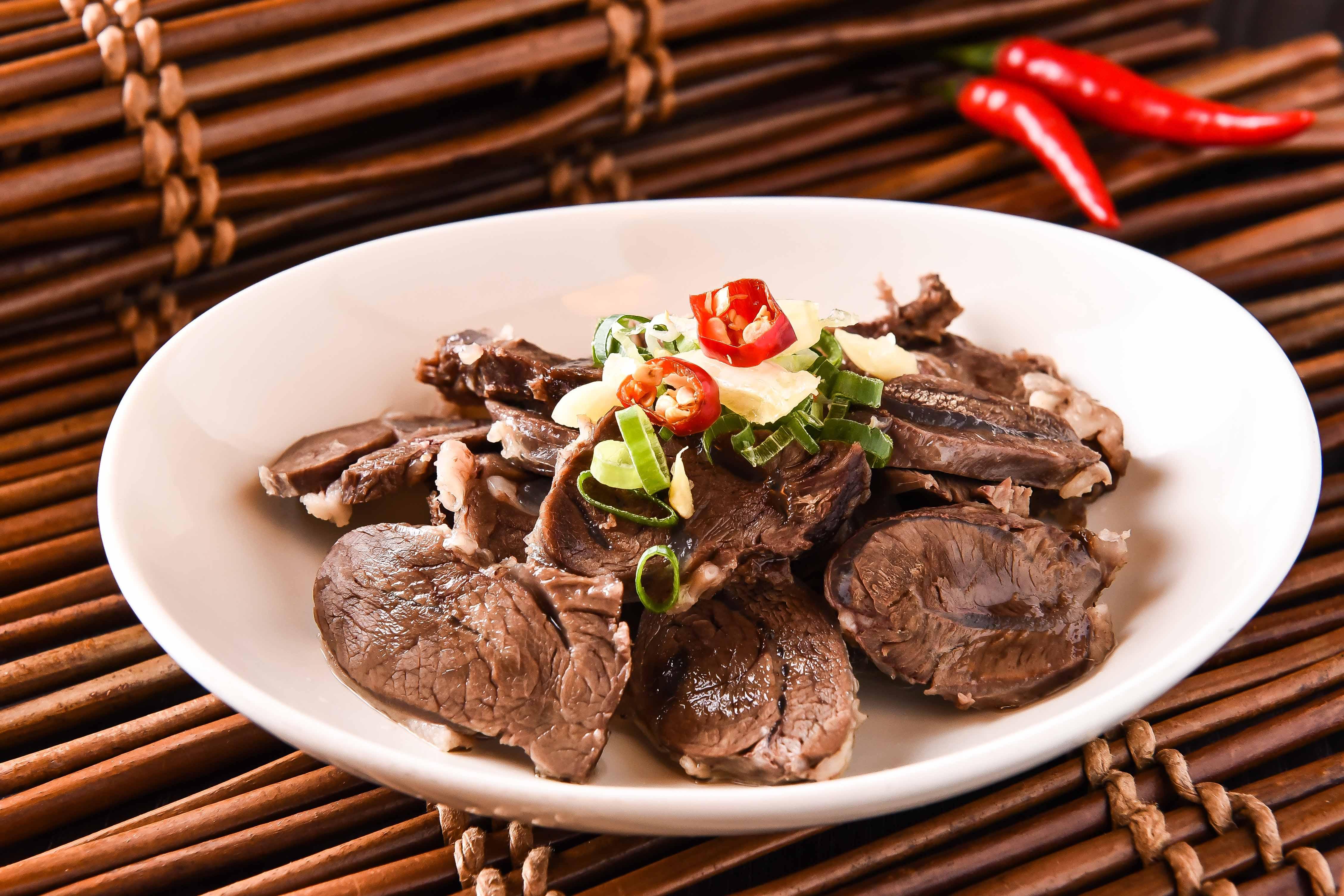 【 咩 】黃金右腿 (小金) 台南知名羊肉爐【傳香三代】 真材食料 高品質嚴選 (80g/包) 1