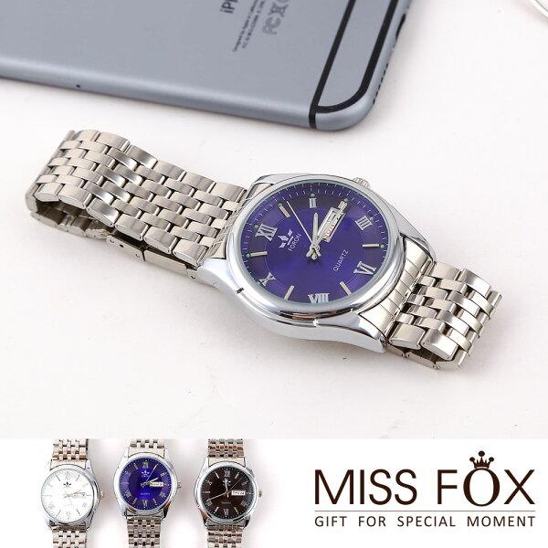 【限量39折 售完為止】鈦鋼手錶 自信精品 城市手錶 JJ9129