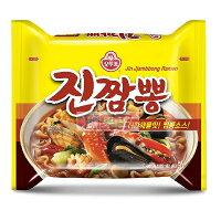 異國泡麵大賞推薦不倒翁 螃蟹風味炒碼麵 內銷版 韓國泡麵