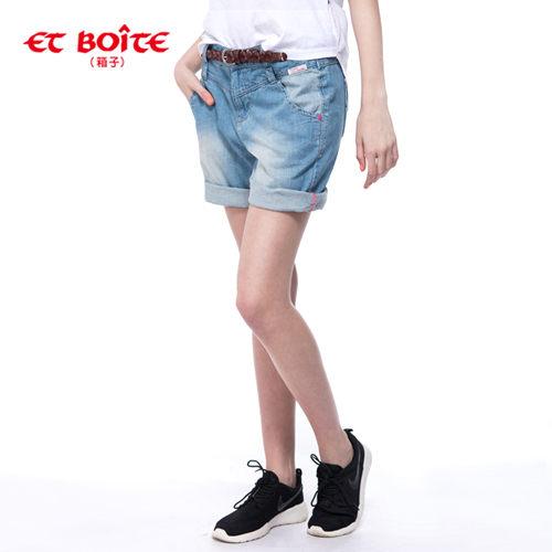 零著感輕旅短褲【ET BOîTE 箱子】 0