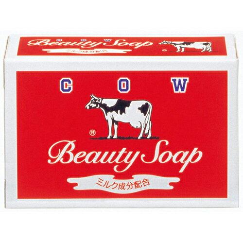 *精選商品 任2件75折*日本牛乳石鹼香皂紅盒《康是美》