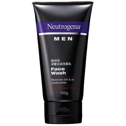 *優惠促銷*Neutrogena露得清男性深層去油洗面乳100g《康是美》