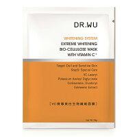 網購醫美品牌藥妝到*優惠促銷*DR.WU微導美白生物纖維面膜1PCS《康是美》