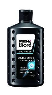 MENs Biore控油柔珠沐浴乳300ML《康是美》