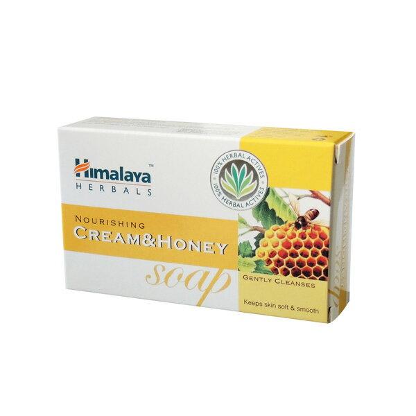 *優惠促銷*Himalaya乳霜蜂蜜潤膚皂 75g《康是美》