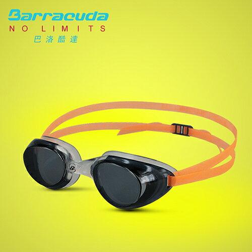 美國巴洛酷達Barracuda成人運動型抗UV防霧泳鏡-MERMAID#13155 2