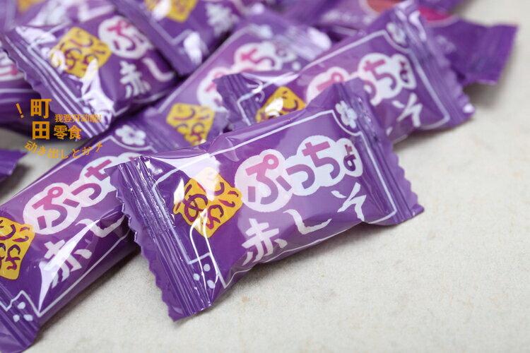 有樂町進口食品 日本進口 UHA味覺糖噗啾 紫蘇梅軟糖 60g 49027508666522 1