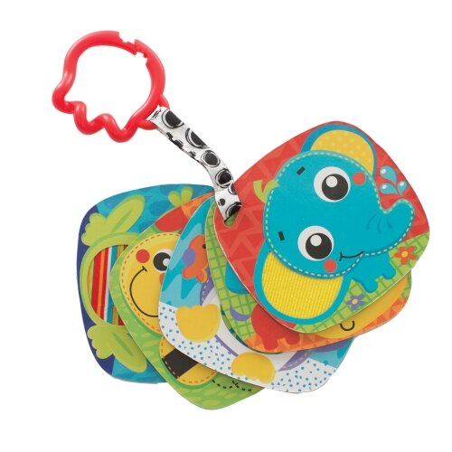 澳洲【Playgro 】動物園玩具書 0