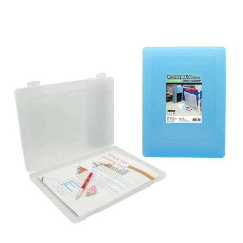 W.I.P 聯合文具 CP-3303 資料盒 ( A4 文件收納盒 ) 厚度3公分