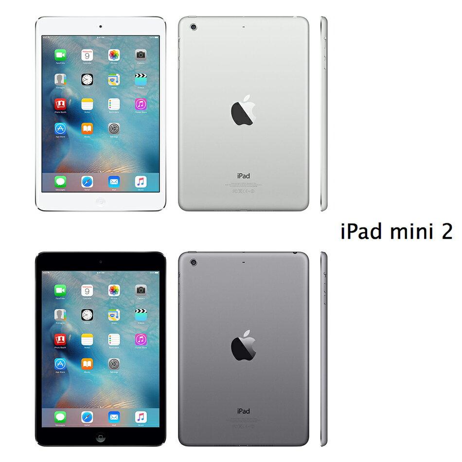 Apple 蘋果 iPad mini 2 Wi-Fi 32GB 銀色(ME280TA/A)【預購商品】