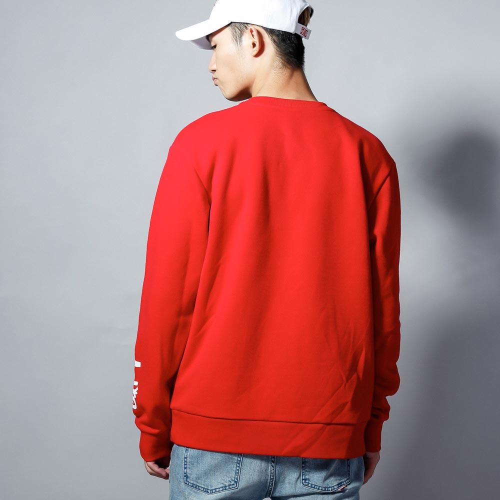 STAGEONE ICHIBAN SWEATER 黑色 / 紅色 兩色 1