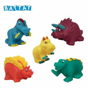 美國【B.Toys】洗澡玩具組(恐龍) - 限時優惠好康折扣