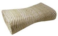夏日寢具 | 涼感枕頭/涼蓆/涼被/涼墊到純手工藤涼枕(大型)