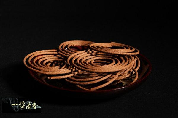 一縷清香 [一縷清香500] 台灣香 沉香 檀香 富山 如意  印尼 越南 紅土 奇楠 大樹茶