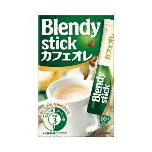 有樂町進口食品  日本 agf 咖啡歐蕾  10條入/盒 4901111352308 1