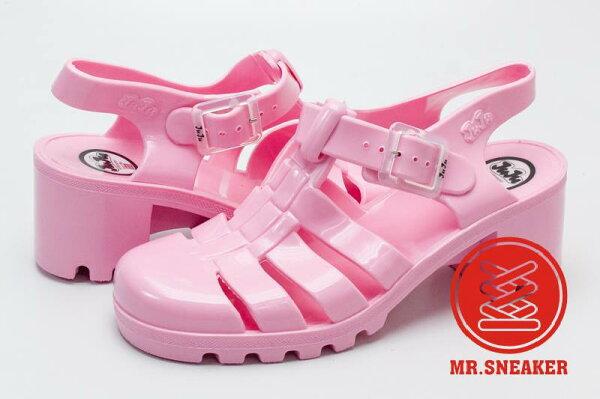 ☆Mr.Sneaker☆ JUJU Babe 英國 果凍鞋 雨鞋 膠鞋 孫瑩瑩 Elle Fanning 大饅大力 粉紅
