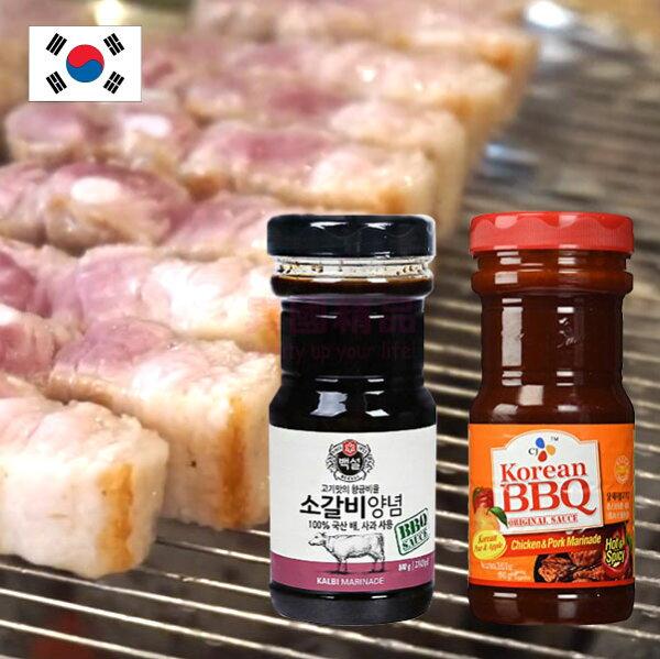 韓國 Haechandle 梨汁烤肉醬(牛肉用)/辣味烤肉醬 2.4kg【特價】§異國精品§