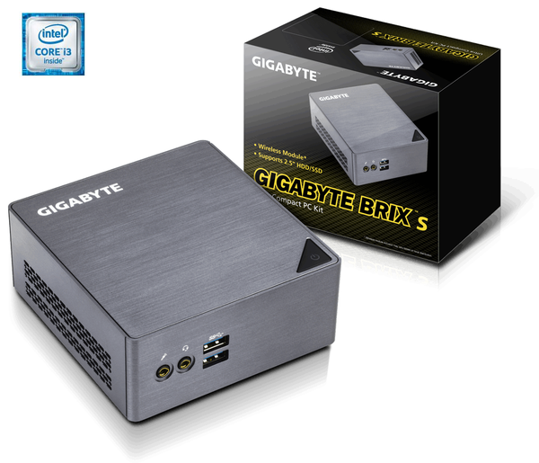 技嘉 BRIX s  超微型電腦  GB-BSi3H-6100
