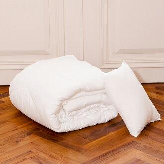【鴻宇睡袋-防蟎抗菌】兒童睡袋/睡袋專用被胎+枕芯組