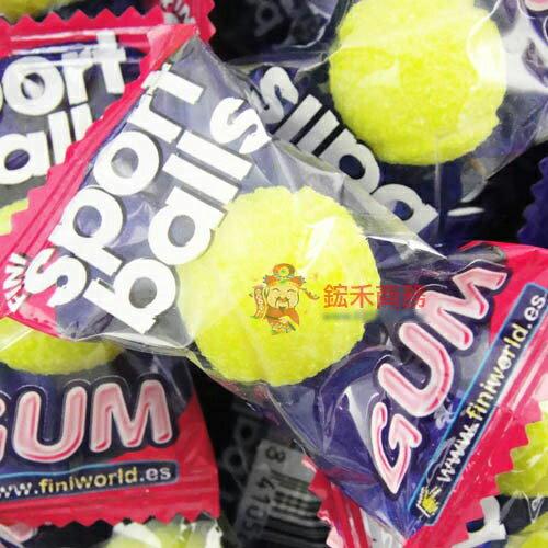 【0216零食會社】悅情-網球泡泡糖