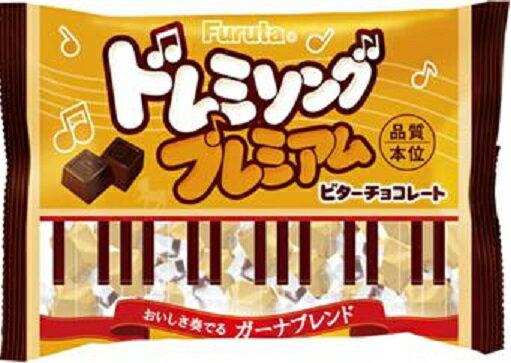 福魯達骨田生鍵盤巧克力 170g