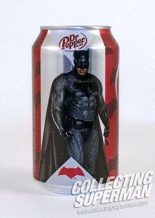 限量蝙蝠俠包裝 Dr pepper 可樂 355ml /瓶