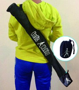 【君好健走杖】登山杖、健走杖、柺杖、老人杖、 專業攜行袋 92x12cm
