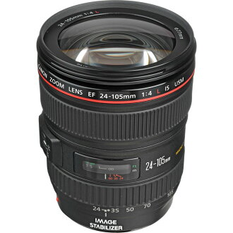 CANON EF 24-105mm f/4L IS USM (彩盒裝)