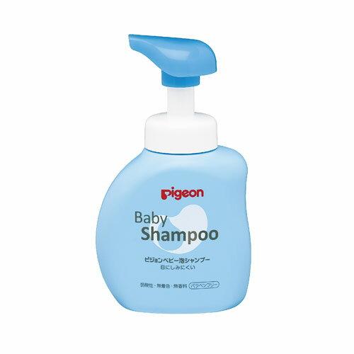 日本【貝親Pigeon】嬰兒泡沫洗髮乳 - 限時優惠好康折扣