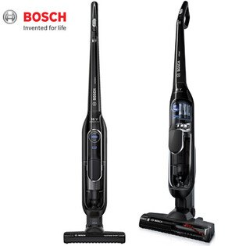 【展示品】 BOSCH 博世 BCH6AT18TW 無線直立式吸塵器 鋰電池 電動高效能刷頭