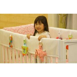 【Lori's 】固齒防護嬰兒床欄包 / 長邊款 0