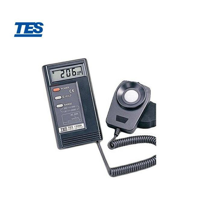 泰仕 TES-1332A     20萬LUX 數位式照度計 0