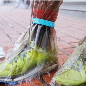 美麗大街【BK022109】SAFEBET超强防水高筒雨靴套
