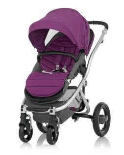Britax - Affinity 四輪雙向推車 (紫) 加購Britax - Baby-Safe提籃享特價優惠!