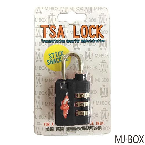 專利配件TSA美國認可海關鎖(隨機出貨不挑色) 0