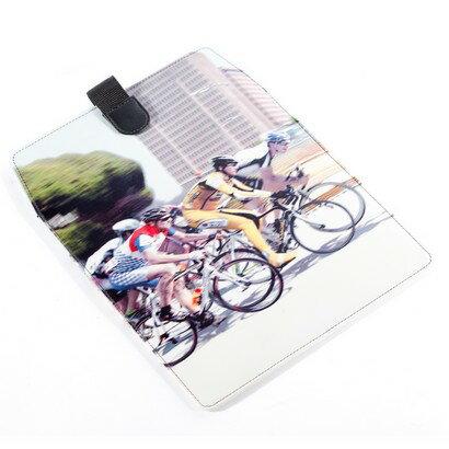 Golunski iPad Leather Sleeve (cycle race) 0