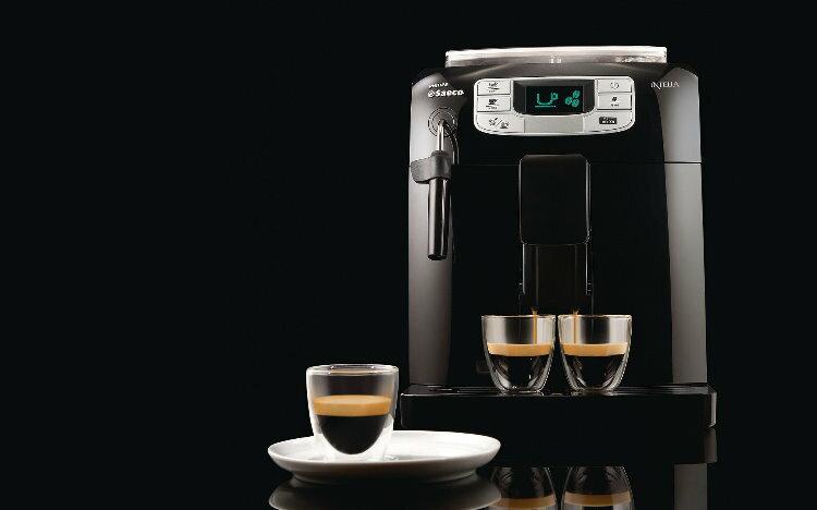 飛利浦Saeco Intelia 全自動義式咖啡機 HD8751加送一磅單品莊園豆