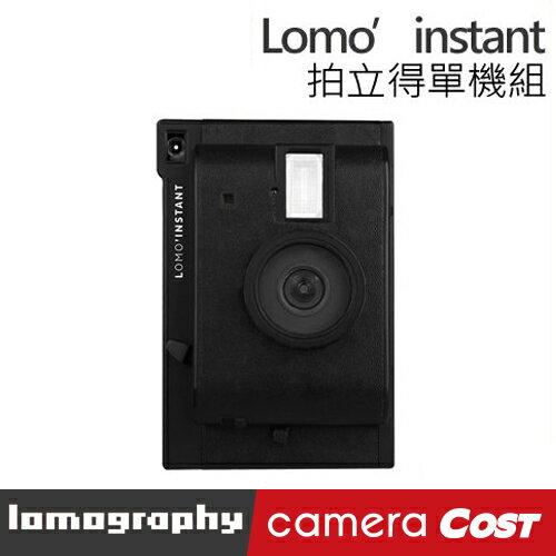 Lomography Lomo'instant 拍立得 黑色 單機組 - 限時優惠好康折扣