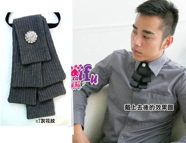 ★草魚妹★k400獨家布料六層領結結婚領結領花絲帶新郎領結台灣製,售價500元