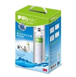 【DIY特價再享免運費送到家】3M 簡易型全面級淨水器(DS02-D)