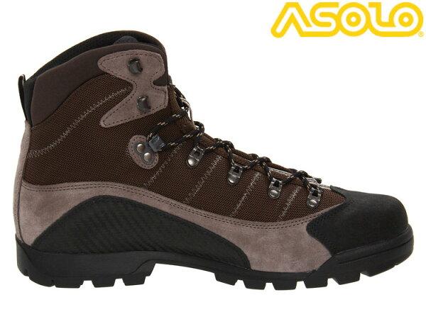 【露營趣】送頭巾 義大利 Asolo Horizon GV地平線 Gore-Tex 防水透氣登山鞋 Vibram 黃金鞋底 A23000