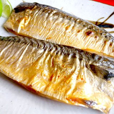 美食超級省★下殺↘★手工製作★鯖魚一夜干★含有豐富的蛋白質及DHA~團購特惠下殺! ##C0067